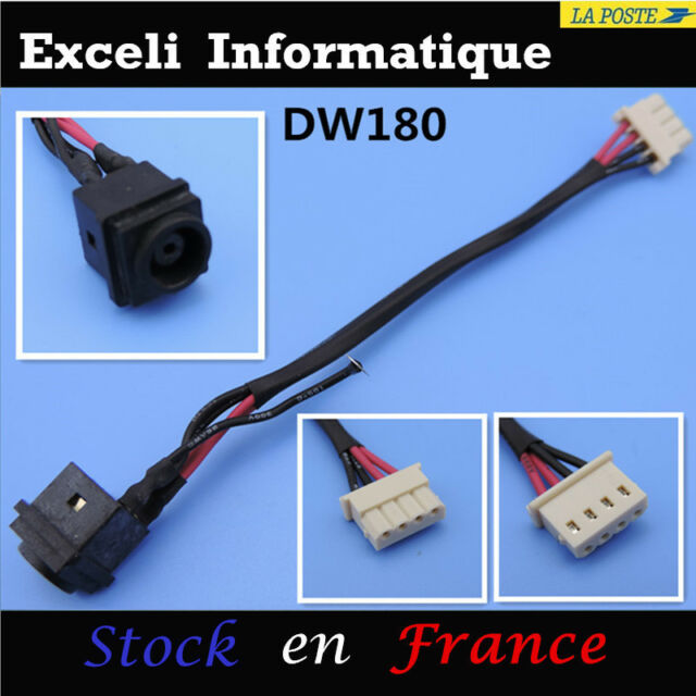 Sony Vaio Dc Jack Cable Power Socket for VPCEH3N6E Vpceh 3n6e Harness