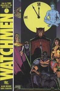 Watchmen Comic Book Pdf