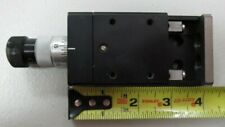 Parker Bayside Linear Slide Stage Micrometer Top One Inch Movement Sk050a 075