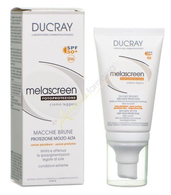 ducray melascreen spf 50