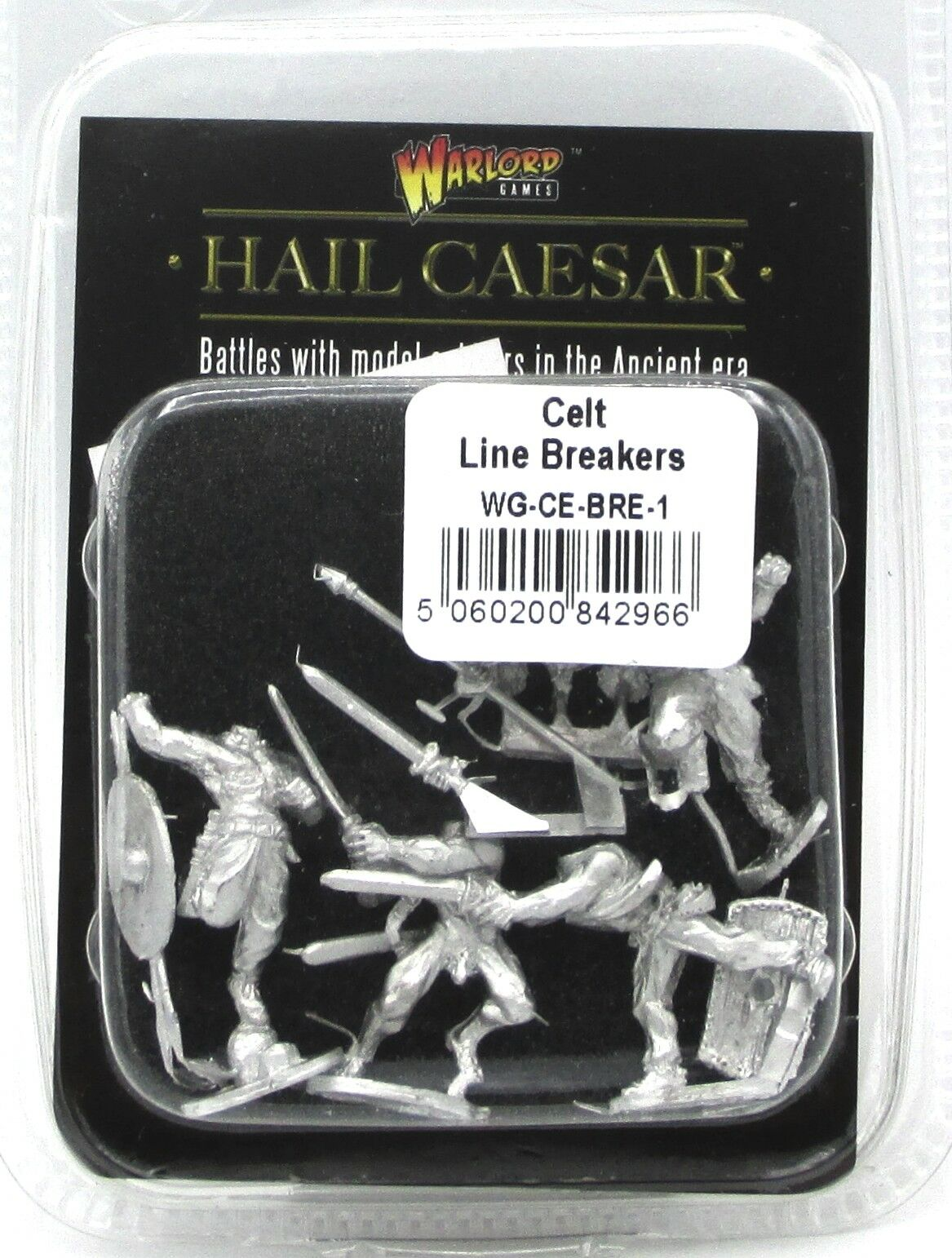 Warlord Games Celtic Linebreakers