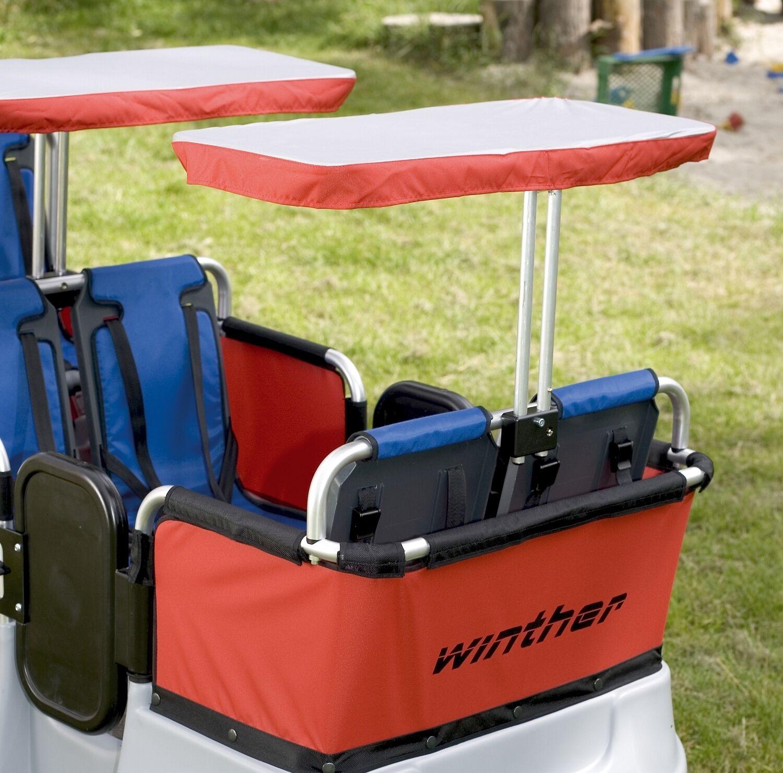 Winther Sonnenschutz für 2 Sitzplätze für 8900801+8900802