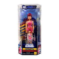 "DC Universe_Justice League Unlimited_GIGANTA 4"" & 8"" figures_Comic Con Exclusive"