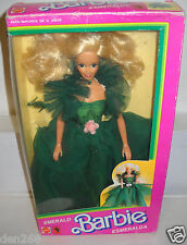 #1635 NRFB Rotoplast For Mattel - Venezuela Emerald Esmeralda Barbie Foreign