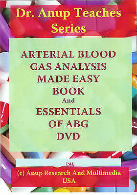 ABG - Arterial Blood Gas Analysis, Anup, Dr. A. B., New Book
