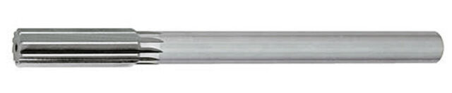 ".3765/"" Diameter Straight Flute High Speed Steel Chucking Reamer Toolmex"