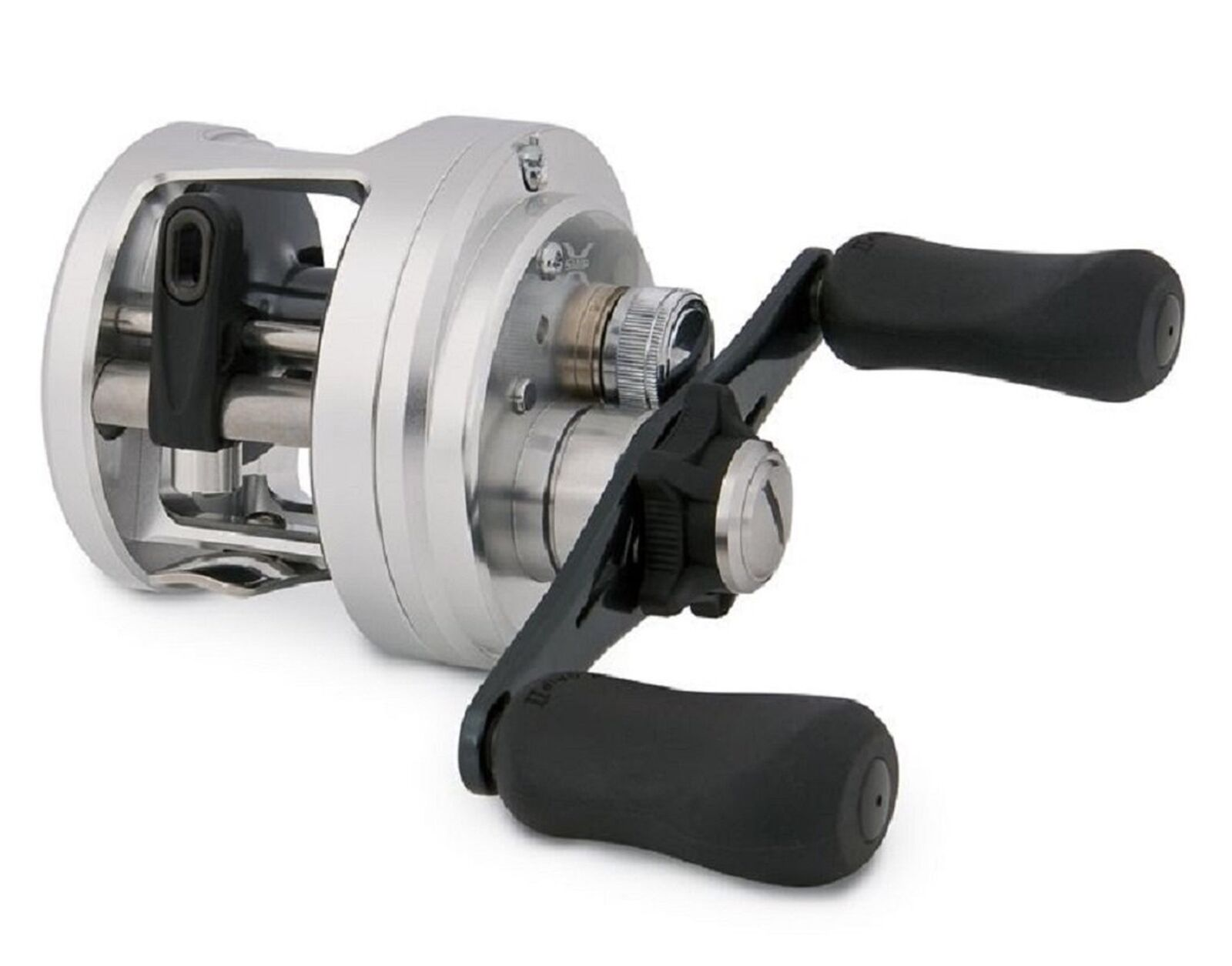 Shimano Calcutta 300 D roundprofile righthand baitcast fishing reel CT300D