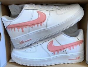 custom color air force ones
