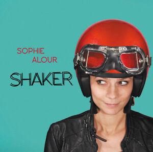Sophie-Alour-Shaker-New-amp-Sealed-Digipack-CD