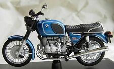 BMW R 90 - 6 * MOTO MODELLO * 1:18 solido _