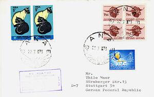 Inquiet Afrique Du Sud Navire Mv Rsa Cape Town/kaapstad Un Des Navires En Cache Cover-afficher Le Titre D'origine Approvisionnement Suffisant