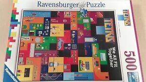 Ravensburger TETRIS 500 pcs jigsaw puzzle