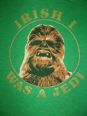 STAR WARS Boys Christmas Death Star T-Shirt 5-6 Years Irish Green