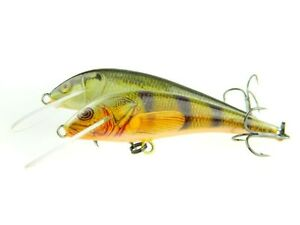 Bonito Trout 5cm Floating Sinking Lure Trout Chub Pike Perch H5F H5S COLOURS