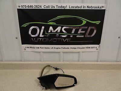 Chevrolet GM OEM 10-15 Camaro Outside Mirrors-Door-Mirror Glass Left 92235872