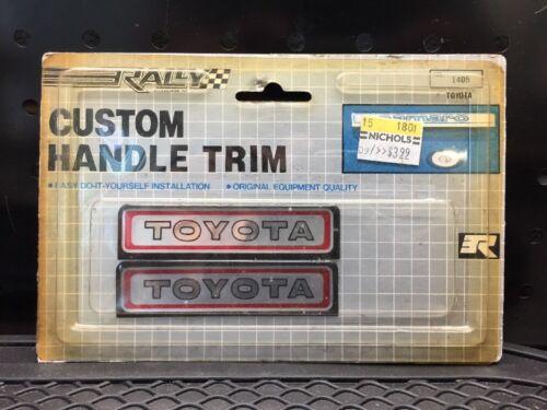 1405 Rally Custom Handle Trim TOYOTA NOS Vintage B13 NO