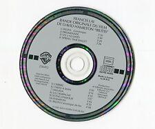 Francis Lai OST cd-soundtrack BILITIS © 1977/85 - grey TARGET DESIGN - # 256412