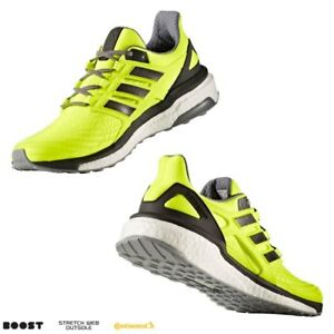 Energy Shoes Running Sneakers Yellow Athletic Gym Boost Adidas New qx5fnwBPZz