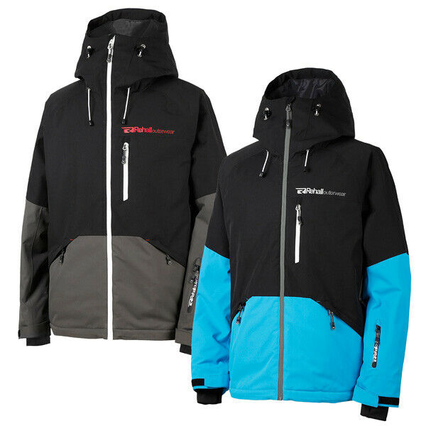 Rehall Aspen-R Men Herren Winter Jacke Schneejacke Funktionsjacke Snowboardjacke