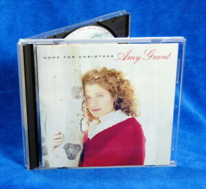 Amy Grant: Home For Christmas Holiday Music CD 1992 A&M Records | eBay