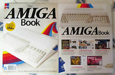 The AMIGA Book ULTIMATE COLLECTOR'S GUIDE Retro Gamer WORMS Another World MONKEY