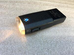 Genuine BMW 3 5 7 E46 E90 E39 E60 1994 Rechargeable Glovebox Flashlight lamp