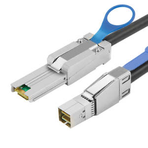 MagiDeal External HD Mini SAS SFF-8644 to SFF-8088 Cable for Server 3Meter