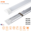ATOM-LED-Batten-Tube-Light-Slim-Ceiling-Fitting-2ft-20W-30W-Cool-White thumbnail 1