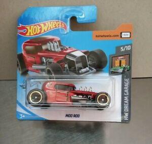 Mod-Rod-Hot-Wheels-2020-Case-E-Hw-Dream-Garage-5-10-Mattel