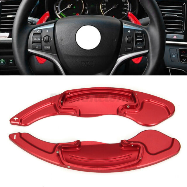 Taimot 1 Pair of Car Steering Wheel Shift Paddles Aluminum Shift Paddles Extension DSG for Honda Accord Spirior Odyssey Acura