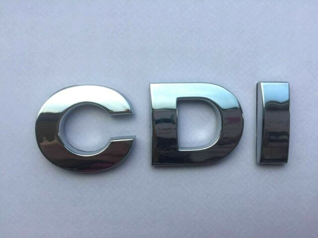 SELF ADHESIVE NEW 3D CHROME SILVER LETTERS spelling  TOYOTA GOOD QUALITY