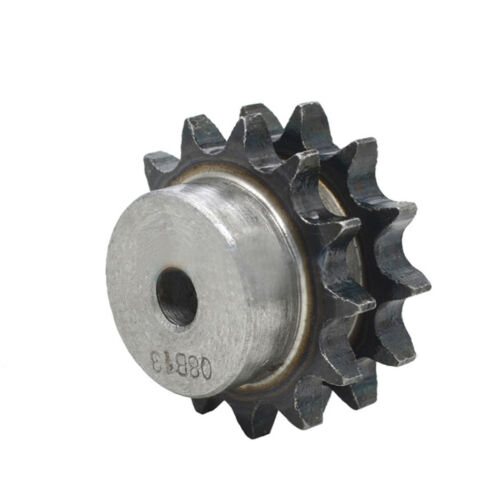 #40 Chain Drive Sprocket 20T Double Row//Strand Pitch 12.7mm 08B20T Sprocket