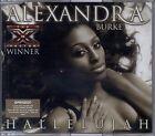 ALEXANDRA BURKE - HALLELUJAH / CANDYMAN 2008 UK CD SINGLE THE UK X FACTOR WINNER