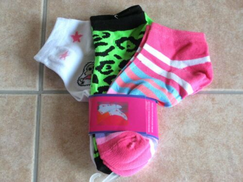 Fancy Assorted Designs Ladies ankle socks 9-11 cotton blend NEW W//Tags casual