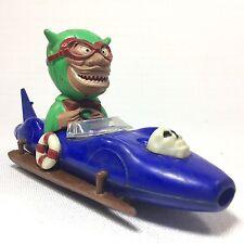 Vintage 1960s MARX Speedy Moysha Nutty Mads Friction Boat Monster Devil Car RARE