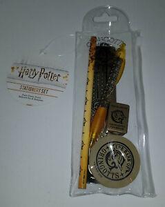 Harry-Potter-Gringotts-Schreibwaren-Set-Stationery-Set-NEU