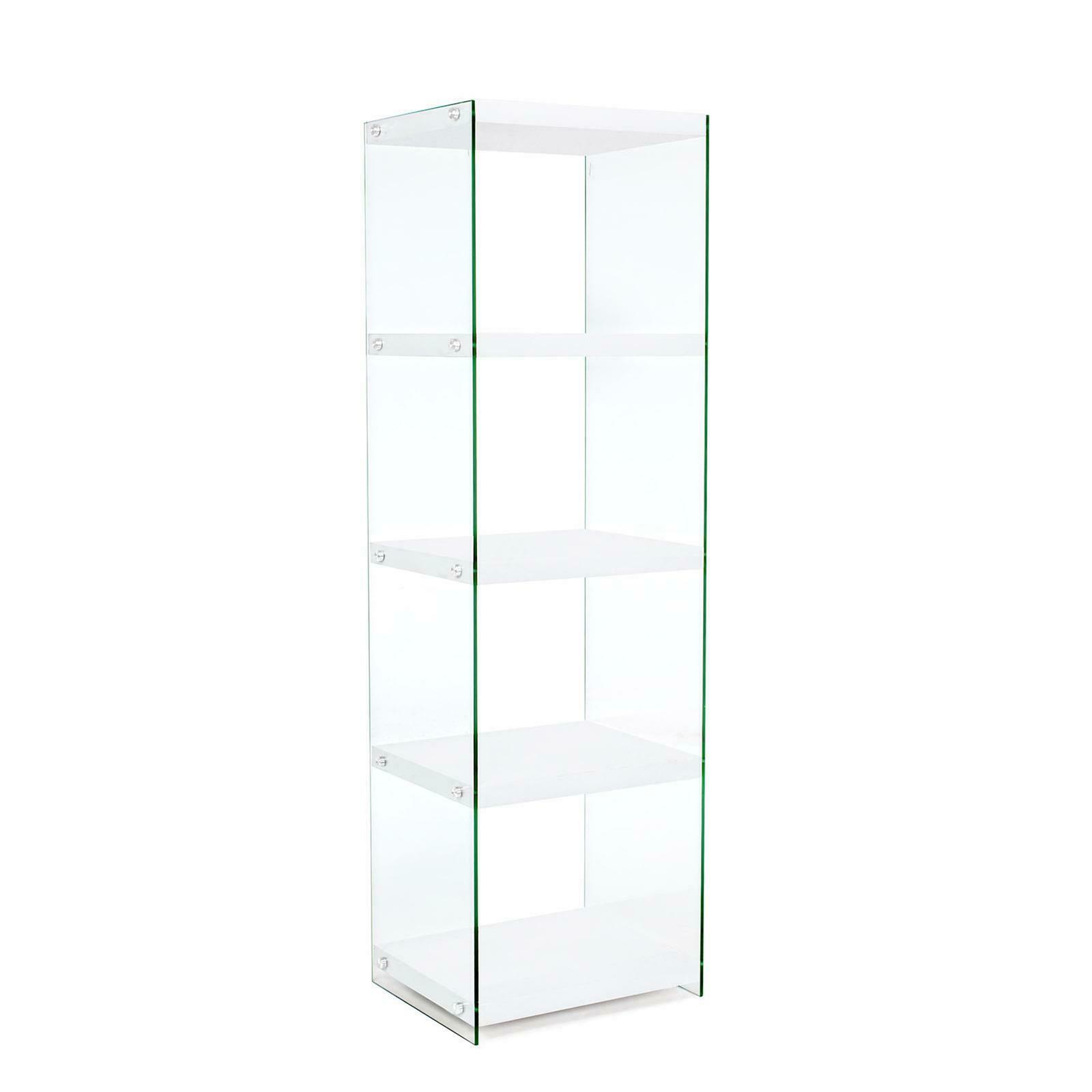 YES EVERYDAY CUBO C-MENSOLA COMPOSITE BIANCO LIBRERIE UNICA