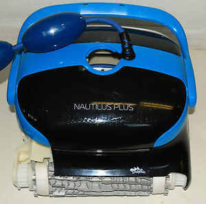 Dolphin 99996403 Pc Dolphin Nautilus Plus Robotic Pool