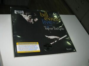 Bill-Evans-2-LP-Live-At-Art-D-039-LUGOFF-039-S-Top-Of-The-Gate-Black-Friday-RSD-2019