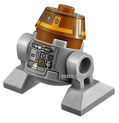 GIFT CHOPPER C1-10P DROID FIGURE FAST 75048-2014 NEW LEGO STAR WARS