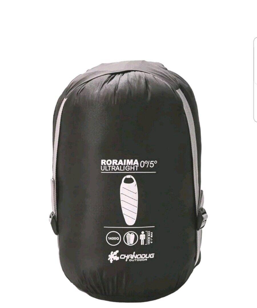 KOUNGA Roraima Ultralight Sleeping Bag. .64 on Amazon