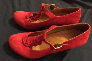 Chie-Mihara-red-Mary-Jane-T-bar-heels-EU-37-UK-4