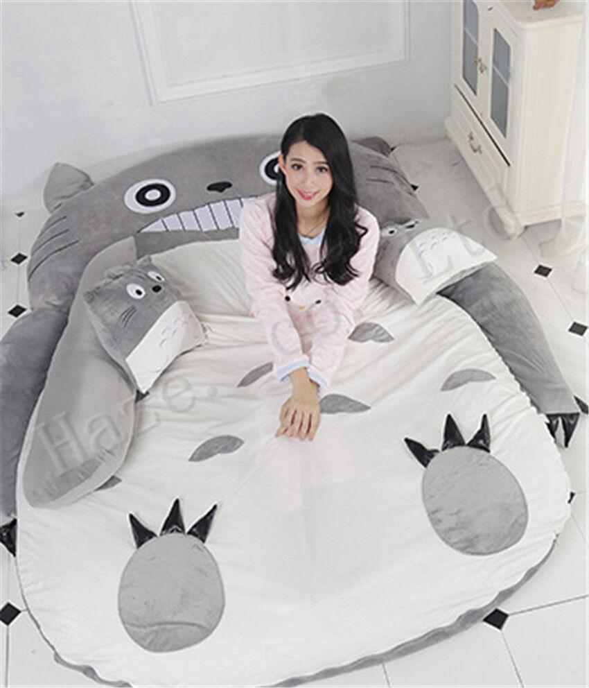 Tonari no Totgold Soft Plush Pearl Cotton Stuffed Sleeping Bed Sofa utility