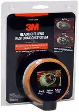 3M Headlight / Headlamp Lens Restoration  Renovation Renewal Cleaning Kit System