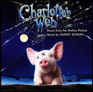 CHARLOTTE-039-S-WEB-SOUNDTRACK-CD-KIDS-CHILDREN-NEW