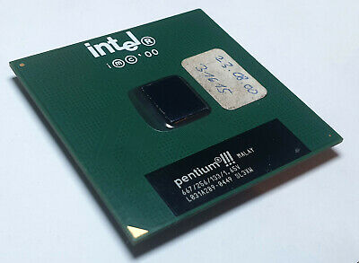 SL3XW Socket 370 Intel Pentium III 667 MHz 667//256//133//1.65V