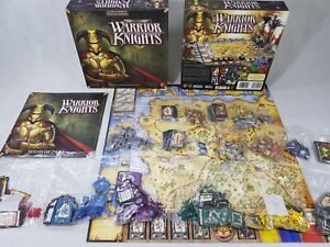 Ffg-Fantasy-Flight-Games-chevaliers-guerriers-Board-Game-ENG-2006