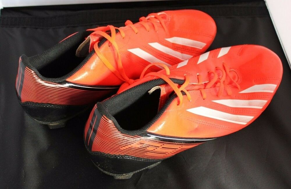 Adidas homme F5 TRX FG Football Cleats Firm Ground Q33913, used 1 time,Taille 10