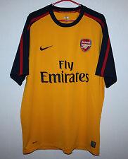 Arsenal England shirt away 08/09 Nike van Persie Fabregas Nasri