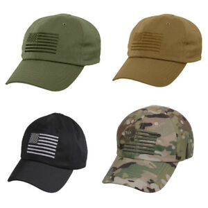20d31164d Details about Tactical Operator Cap With US Flag Baseball Hat Rothco